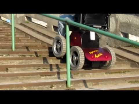 Observer Maximus stair climbing wheelchair
