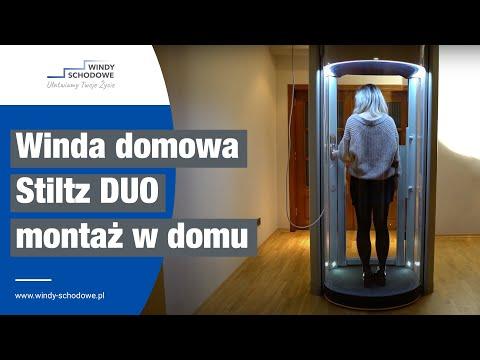 Winda domowa Stiltz DUO