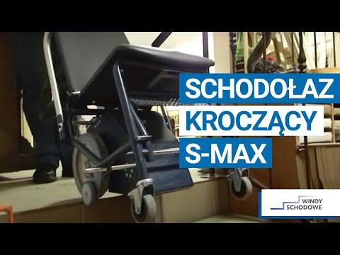 Schodołaz kroczący S-MAX